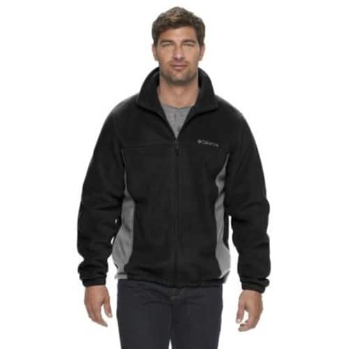 Men's Columbia Flattop Ridge Fleece Jacket $29.99