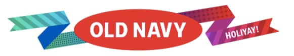 Old Navy: 30% off everything