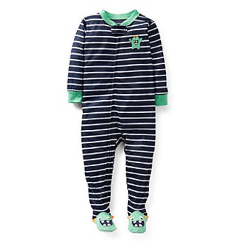 Carters Boys Footed Pajamas $7.5