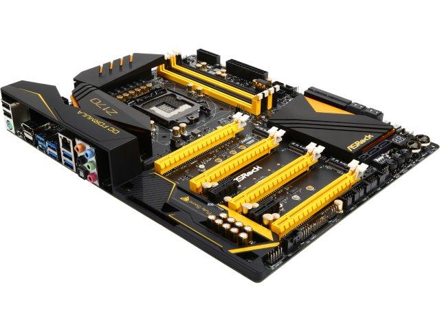 ASRock Z170 OC Formula LGA 1151 Motherboard $154.99