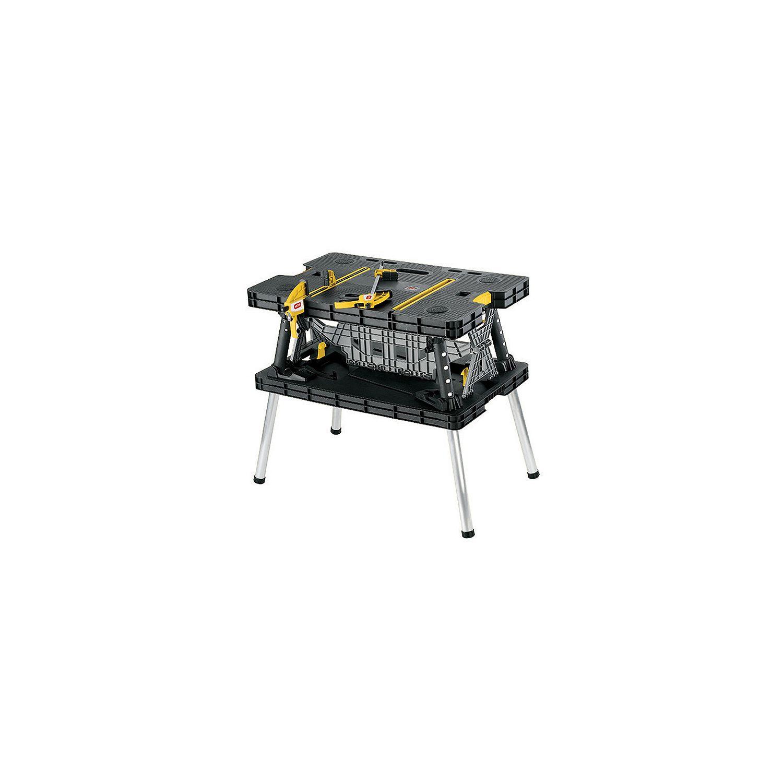 Keter Adjustable work table $40 at SAMS club on 12/16 $39.98