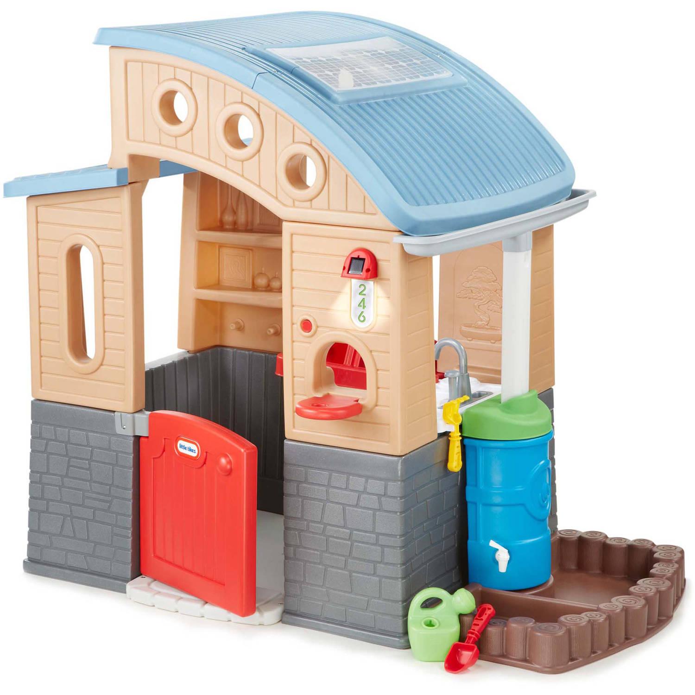 Little Tikes Go Green! Playhouse $99 Free Shipping Walmart