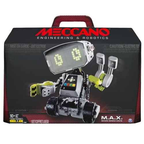 Meccano M.A.X. Advanced Xfactor Engineering & Robotics Set $69.99
