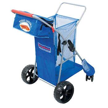 Costco Beach Cart - $9.97, reg. price $29.99 or $39.99m B&M Tampa, FL