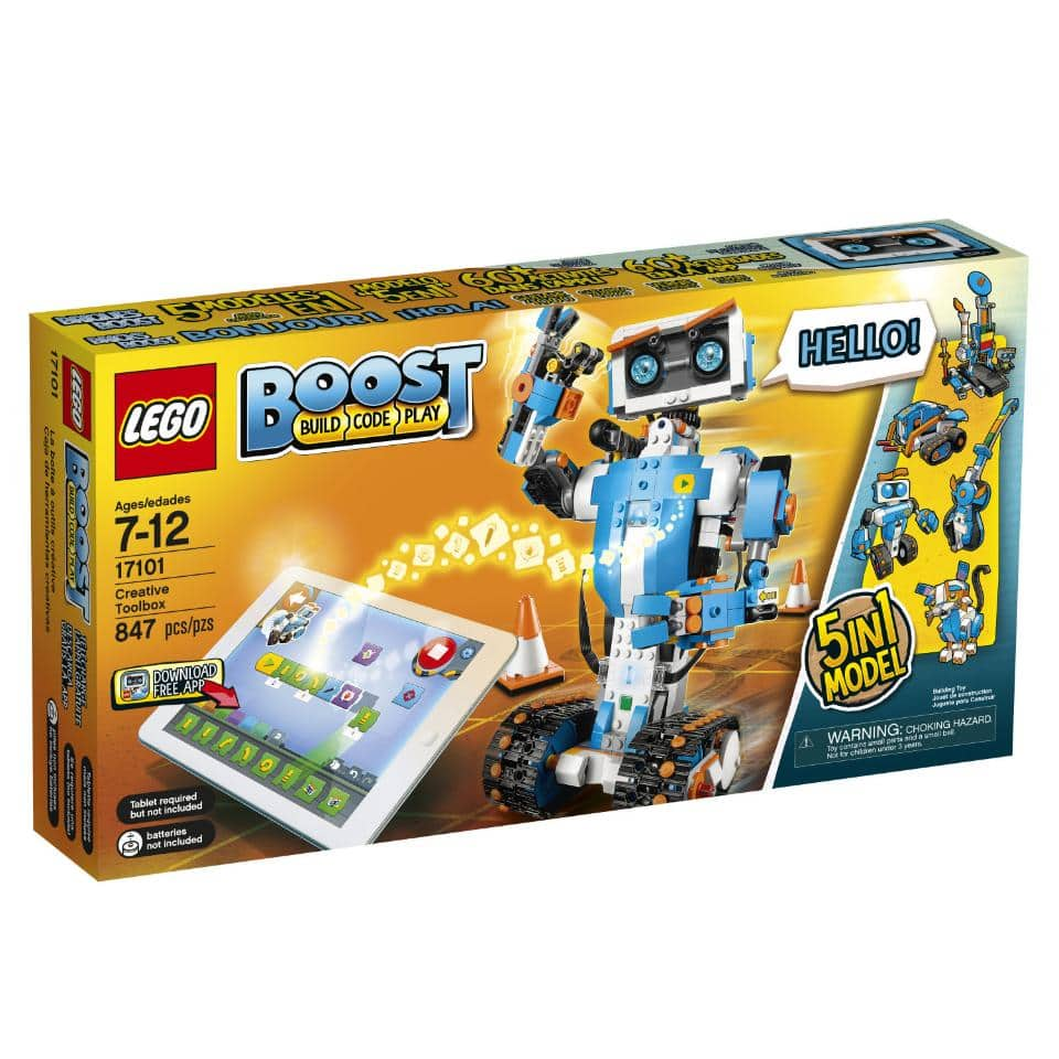 Lego Boost (17101) $127.99 Free Shipping
