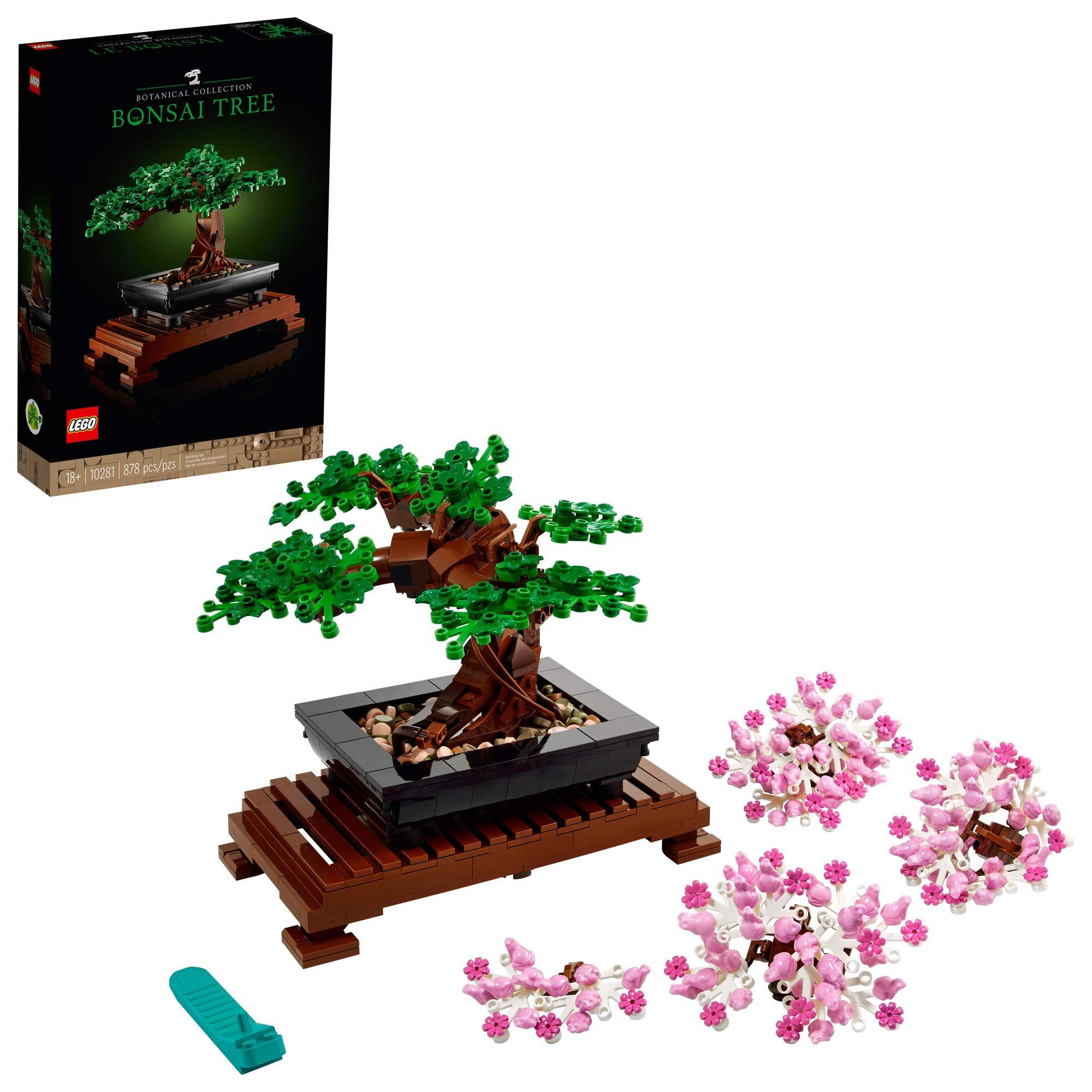Lego Bonsai Tree 10281 $40 Walmart & Amazon
