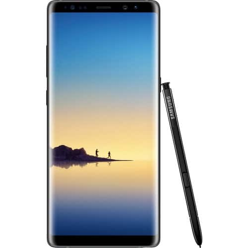 Samsung - Galaxy Note8 64GB-  300 Best Buy Gift Card w/ Sprint Flex 18 Month lease.