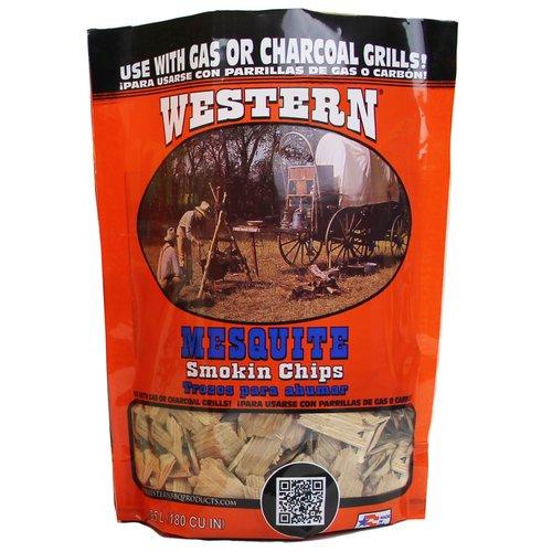 Western Smokin' Chips, Mesquite - minimum 2, free pick up WalMart $1.34