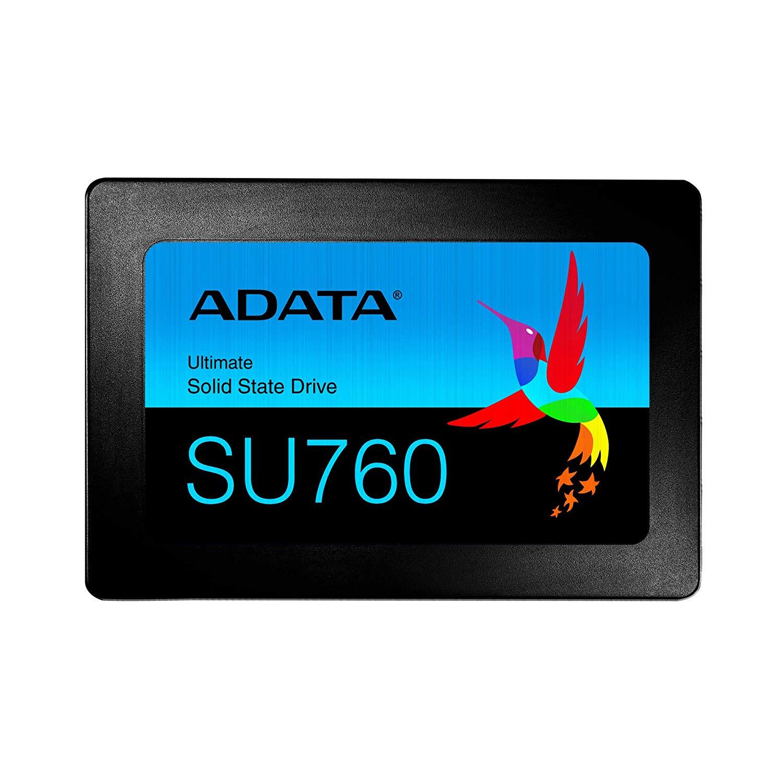 ADATA SU760 512GB 3D NAND 2.5 Inch SATA III Internal SSD (ASU760SS-512GT-C) $52.99
