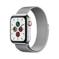 Apple Watch series 5 44mm stainless steel $599 $599.22