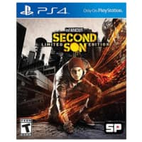 Kmart Deal: PS4 Infamous Second Son Limited Edition $19.99 @ kmart.com