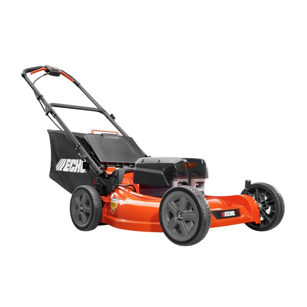 ECHO 58V Cordless Mower + 2 4.0A Battery  $399