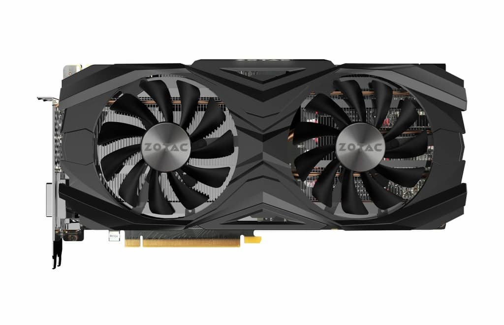 ZOTAC GeForce® GTX 1080 Ti [Refurbished] $439.98