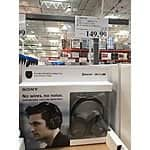 Sony MDR-ZX770DC (MDR-ZX770BN) Bluetooth noise-canceling headphones Costco online and B&M $149.99