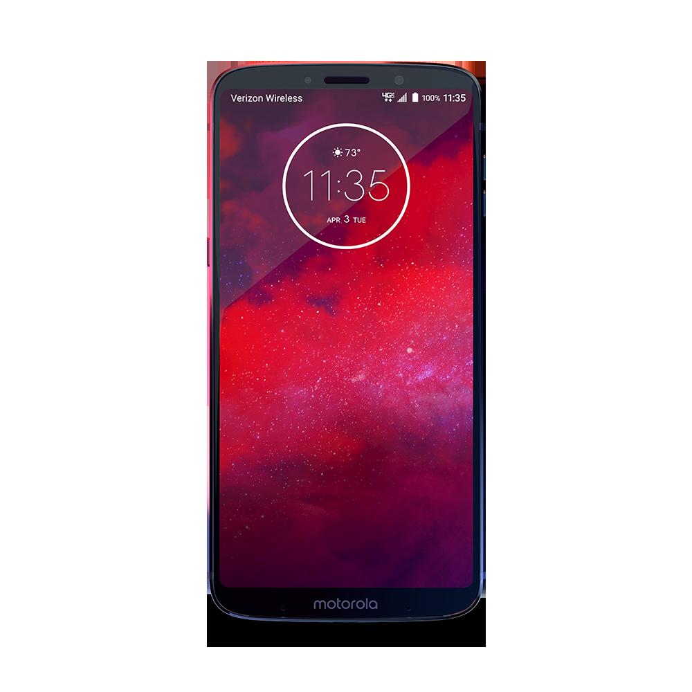 Motorola Z3 and More choices, with Moto Indigo G6 Free for $299.99 - Verizon
