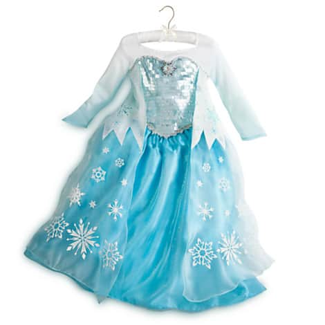 The most awaited - ELSA costume from Disney store $49.99