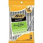 (Walmart B&M YMMV) Bic 10-pack Blue or Black Ball Pens FREE (3 cent MM)