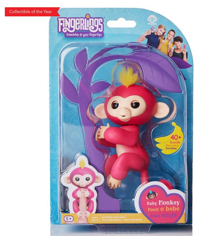 Fingerlings - Bella Monkey $17.99