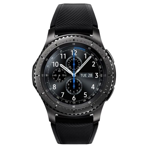 Samsung Gear S3 Frontier smart watch 239.99! add a filler item for 21 bucks and get another $20 off $239.99
