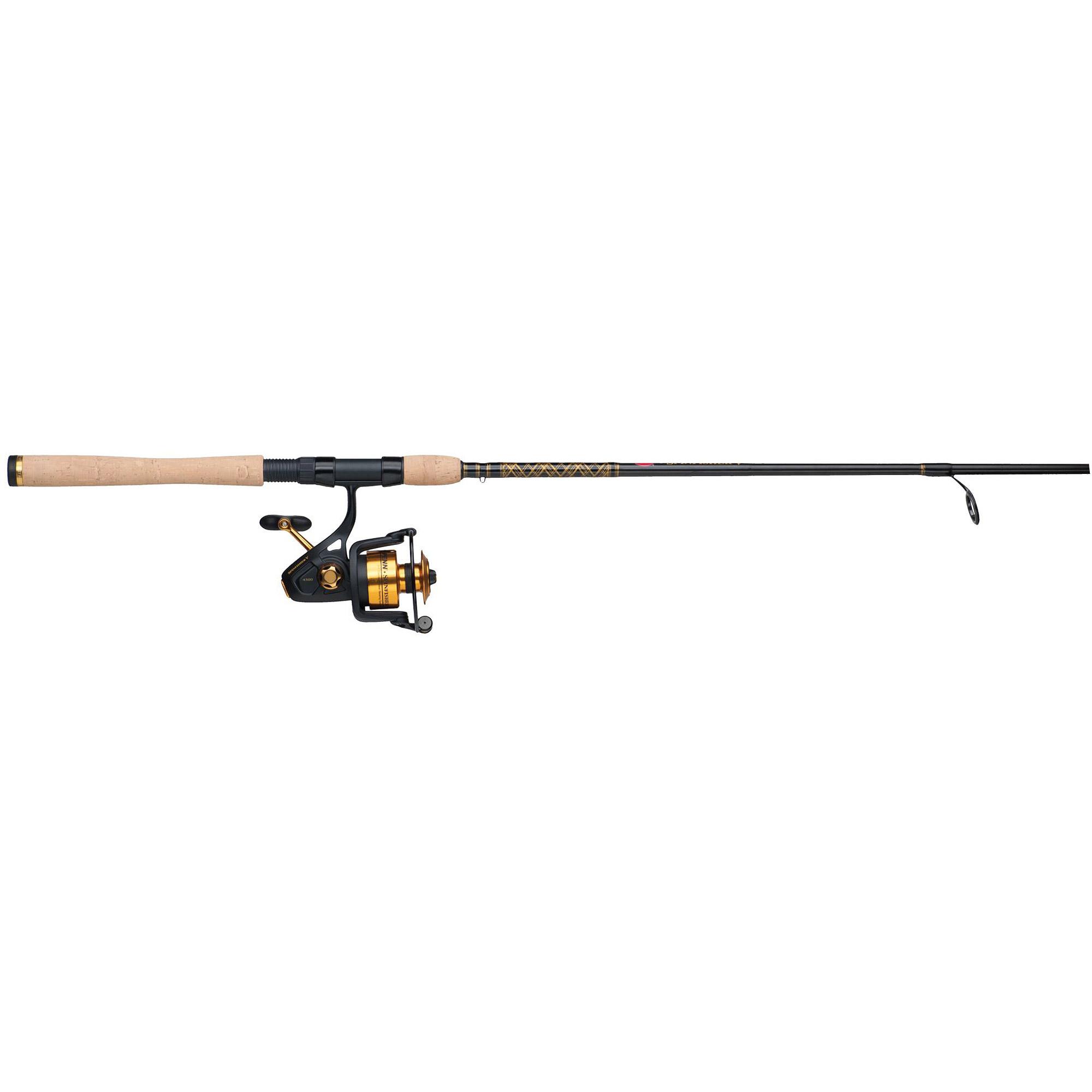 PENN Spinfisher V Combo [4500- Medium- 7'- 1pc]  Walmart.com + Free Shipping $77.06
