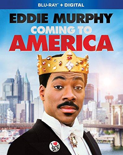 Coming to America [Blu-ray] $7.96
