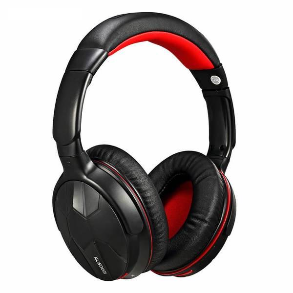 Ausdom M04S HiFi NFC Bluetooth 4.0 stereo over-ear Headphones $9.87