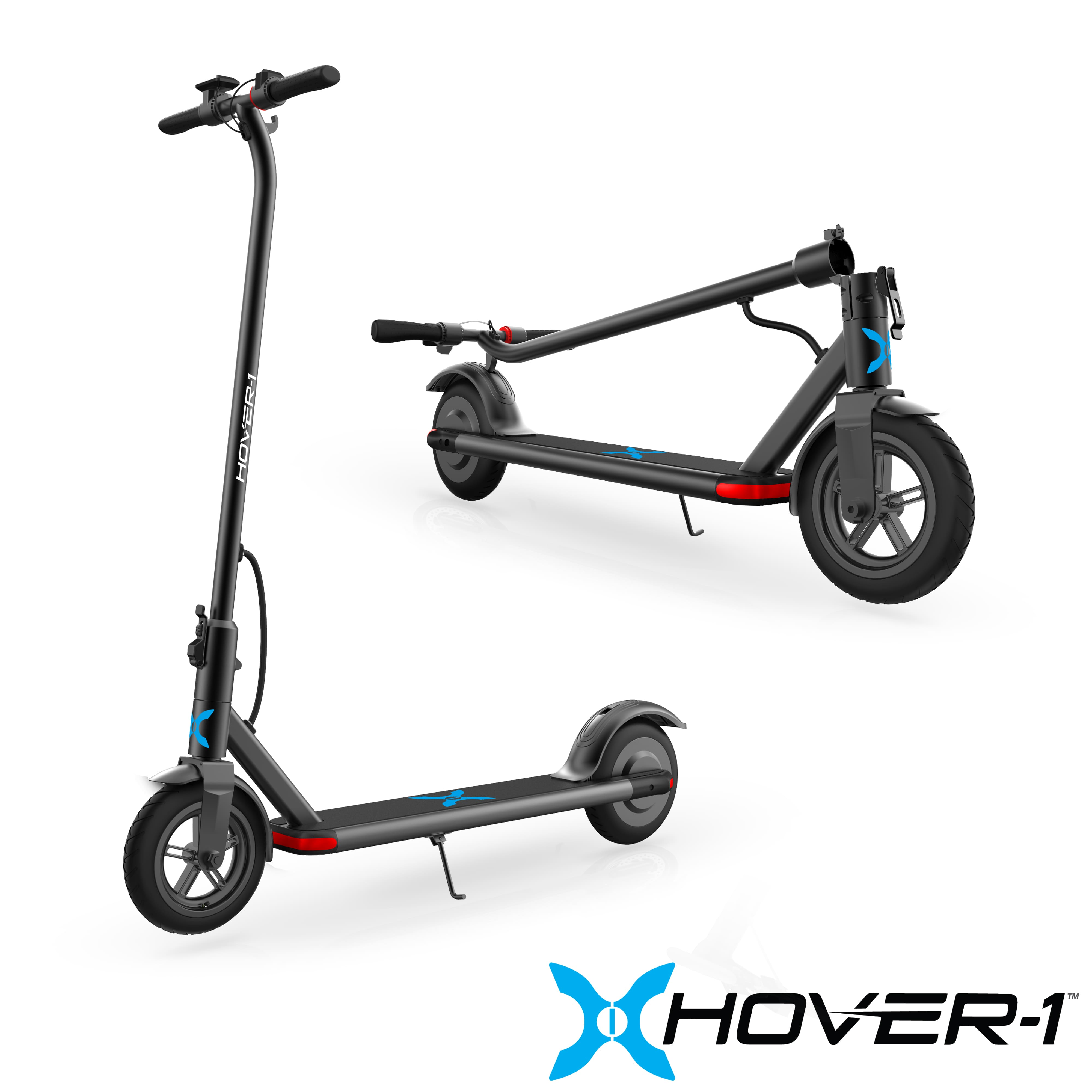 $149 Hover-1 Dynamo Electric Folding Scooter, LCD Display, Air-Filled Tires, 16 MPH Max Speed
