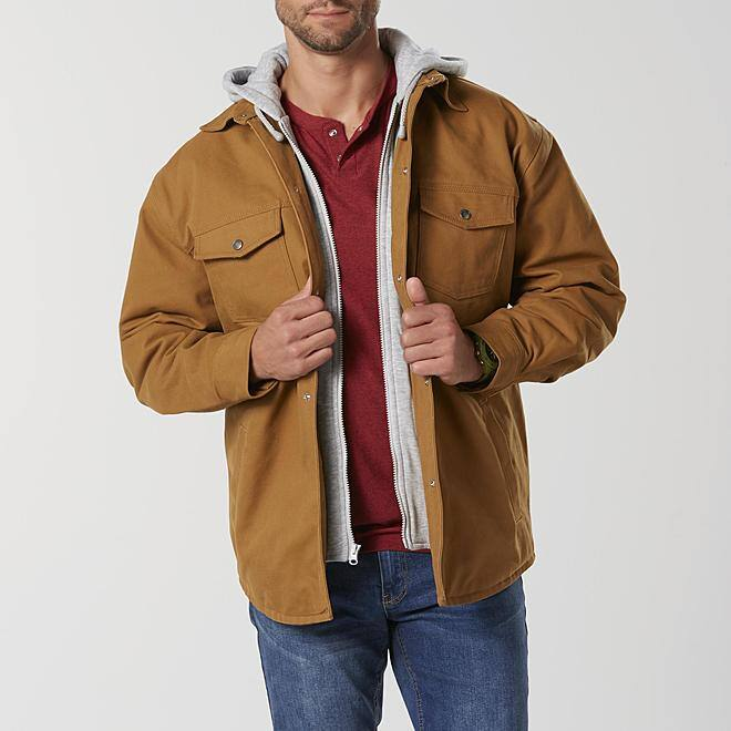 Craftsman Men's Duck Canvas Jacket $39.99 with $30 Cashback SYW points
