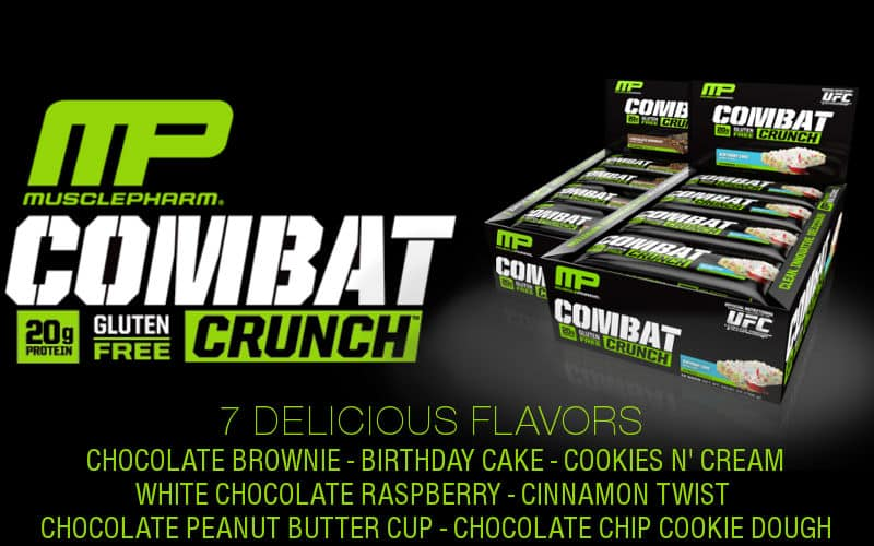 MusclePharm Protein Bars: Buy 6 Boxes ~ $1.39 per bar!!!