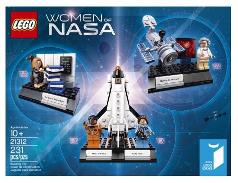 LEGO Ideas Women of NASA 21312 Building Kit $19.99 + FREE Pickup or free shipping $35+