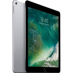 "Apple iPad 9.7"" Tablet 128GB Wi-Fi - Space Gray (MP2H2LL/A) (Open Box) $226.44"
