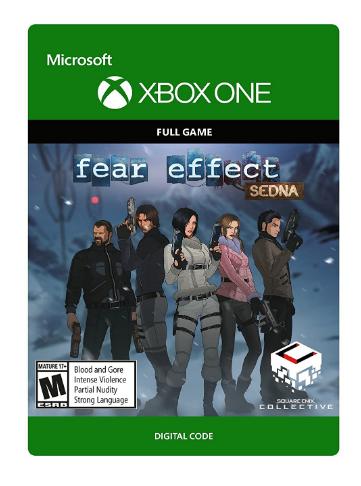 Fear Effect Sedna - Xbox One [Digital Code] $2.99