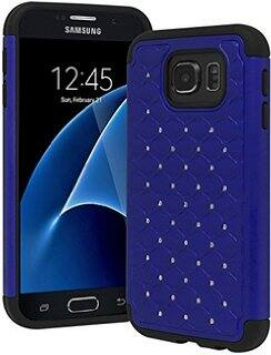 Samsung Galaxy S7 Edge case $1.00 AC + FS Amazon