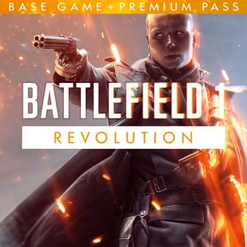 Battlefield 1: Revolution (PS4 Digital Download) - $30 or $24 with PS+