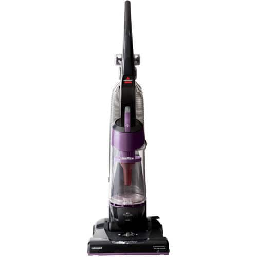 Bissell 9595A CleanView Bagless Vacuum with OnePass [Purple, Vacuum Only] $59.98