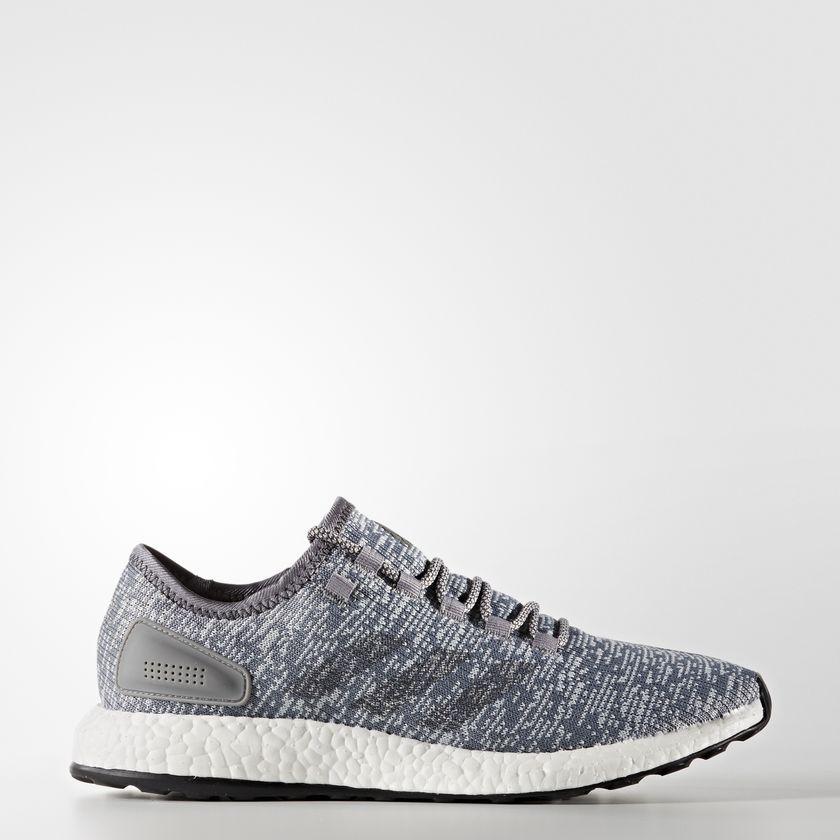 Adidas Pureboost Men's Grey $58.80 Free shipping