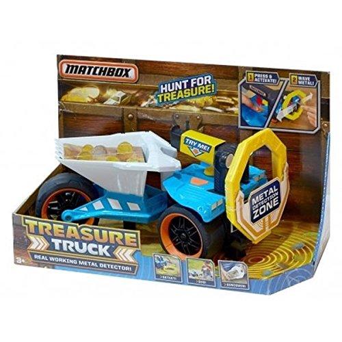 Matchbox Treasure Truck Metal Detector - $12.80 @Amazon