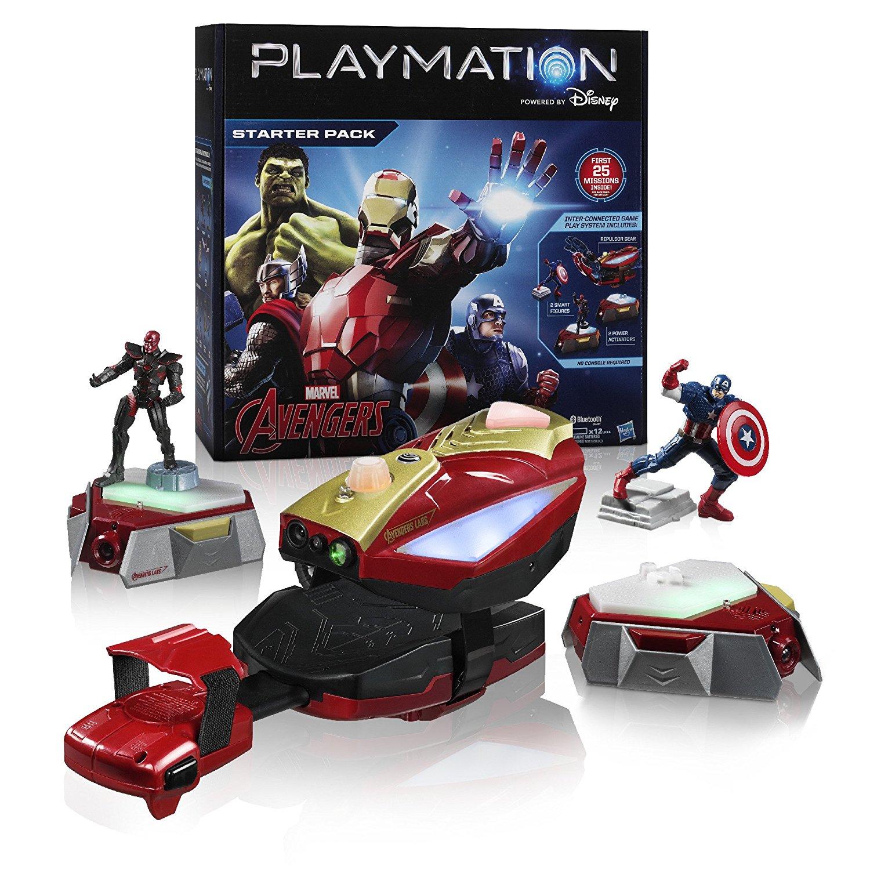 Playmation Marvel Avengers Starter Pack Repulsor - $16.19 @Amazon