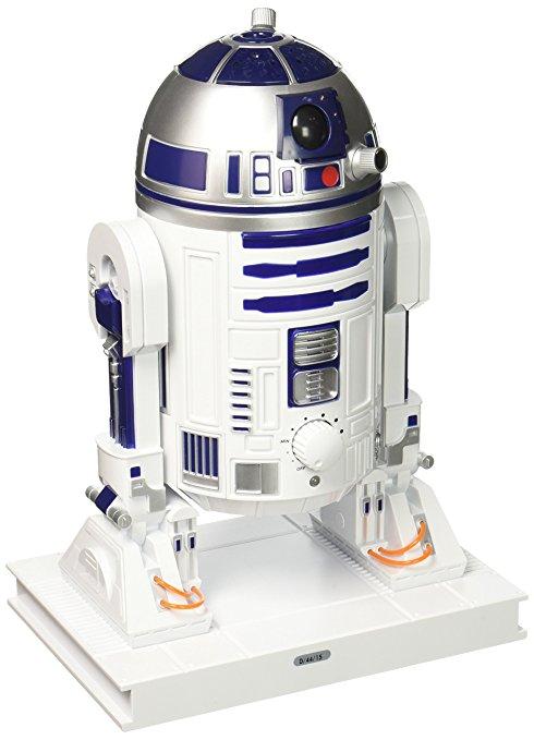 "Star Wars R2D2 Ultrasonic Cool Mist Personal Humidifier, 7.8"" -$19.99 @Amazon"