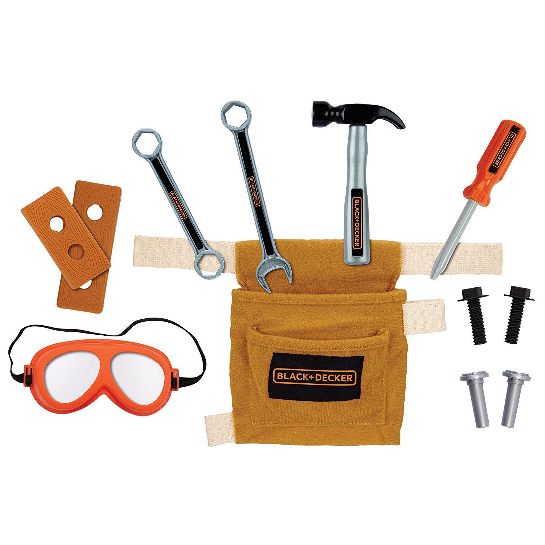 Black and Decker Jr Tool Belt Set -$7.70 @Amazon