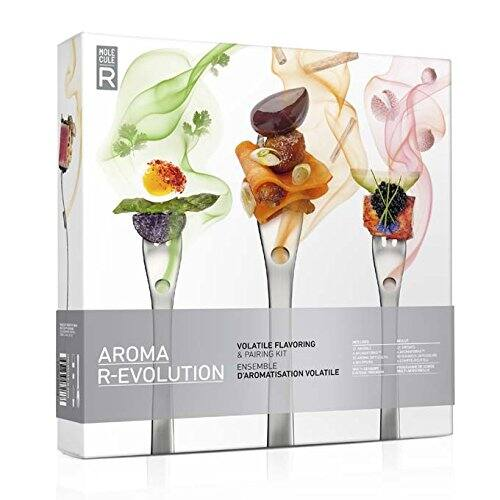 Molecule-R Aroma R-Evolution, Silver - $24.99 @Amazon