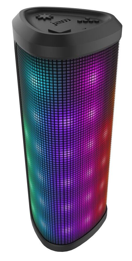JAM Trance Plus Wireless Lightshow Bluetooth Speaker - $19.95 @Amazon
