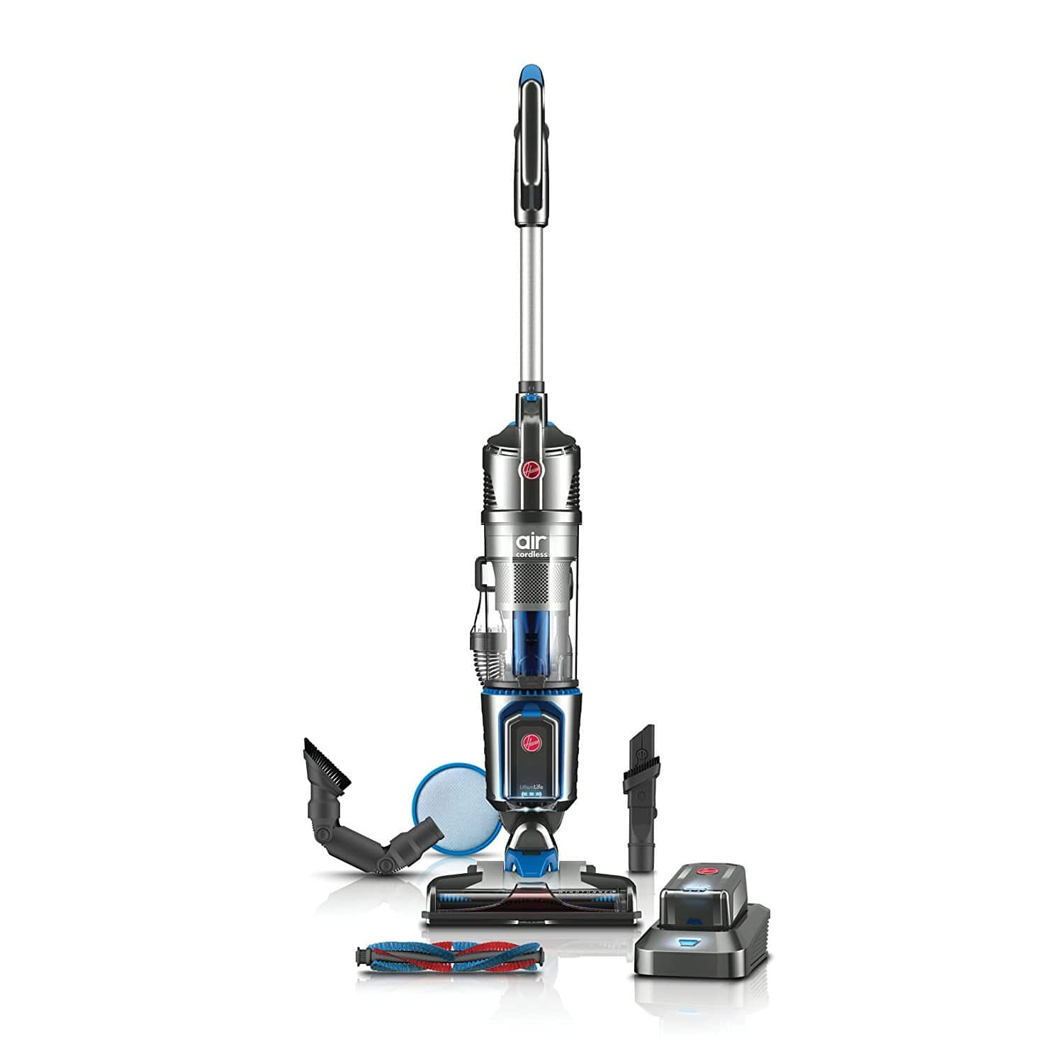 Hoover Air Cordless Series 20V Lithium Ion Bagless Upright Vacuum - $149.99 @Amazon