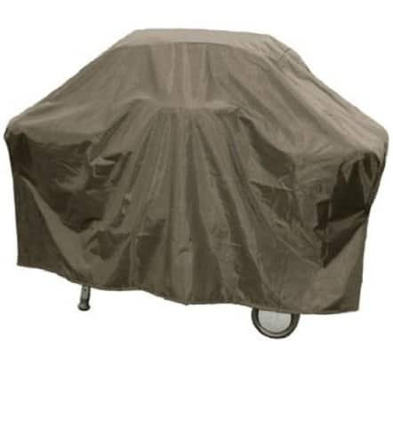 """Char-Broil 68"""" Universal Grill Cover - Desert Sand -$16.95 @Amazon"""
