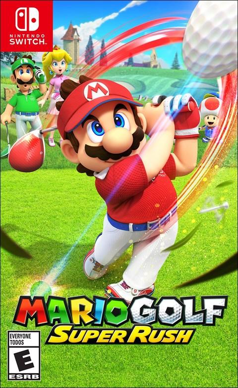 Mario Golf: Super Rush (Nintendo Switch) - $39.99 + FS