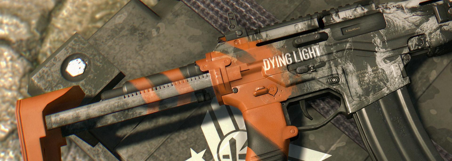Dying Light - Harran Military Rifle (Free DLC) - Steam or GOG - $0.00