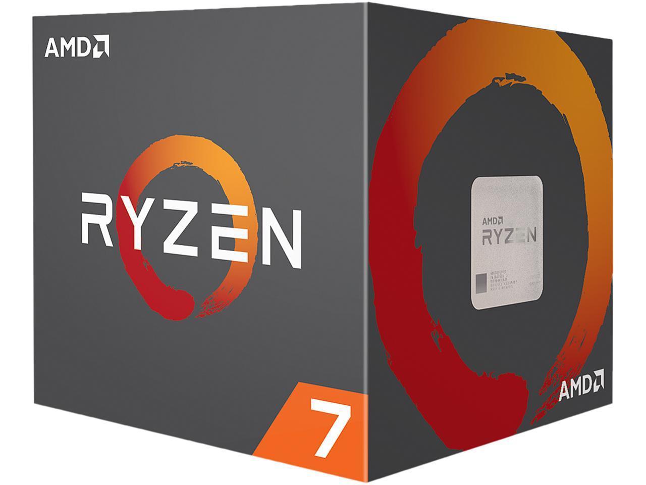 AMD RYZEN 7 2700X 8-Core 3.7 GHz (4.3 GHz Max Boost) Socket AM4 105W YD270XBGAFBOX Desktop Processor - $299.99 + FS @ Newegg