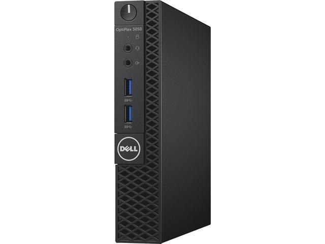 DELL Desktop Computer OptiPlex Micro 3050 i5 7th Gen 7500T 8 GB DDR4 256 GB SSD Windows 10 Pro 64-Bit - $549.99 + F/S @ Newegg