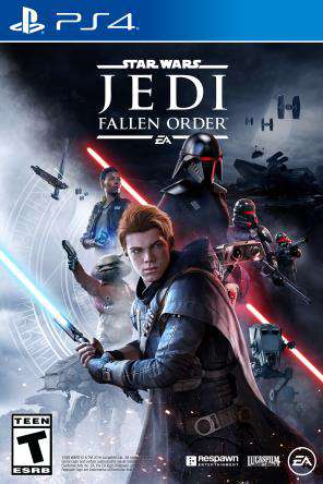 Star Wars Jedi: Fallen Order (PS4 / Xbox One) & Death Stranding (PS4) $39.99/ea + More @ Redbox