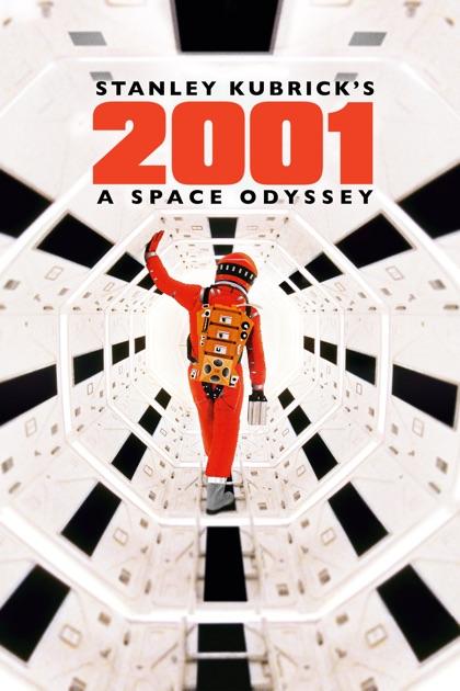 Digital Movie 4K UHD - 2001: A Space Odyssey - iTunes $7.99